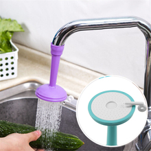 1PC ECO-friendly Adjustable 360 Degree Rotating Water Saving Nozzle Shower Head Filter Tap Faucet Sprayers