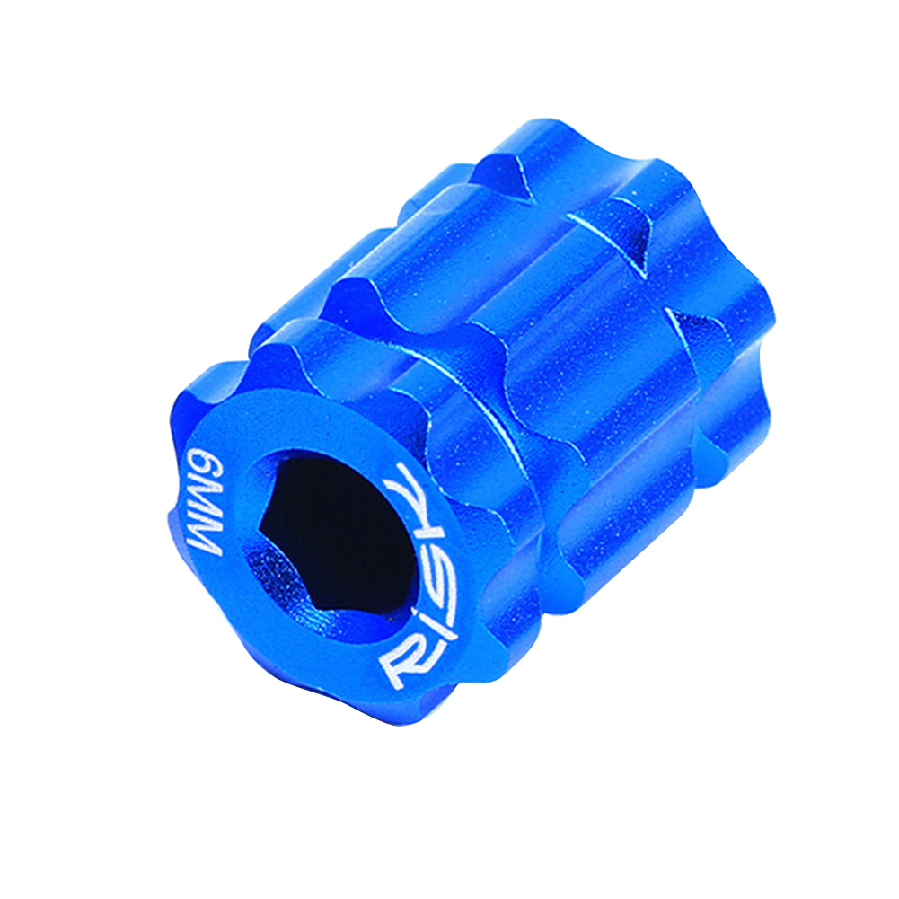 Bicycle Crank Bottom Bracket Aluminum Alloy Extractor Removal Tool Durable Install Useful Accessories Repair Cycling Parts