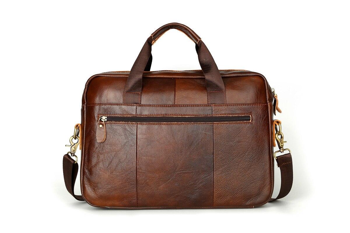 HTB1wG6mX.LrK1Rjy1zbq6AenFXaK Cowhide Leather Briefcase Mens Genuine Leather Handbags Crossbody Bags Men's High Quality Luxury Business Messenger Bags Laptop