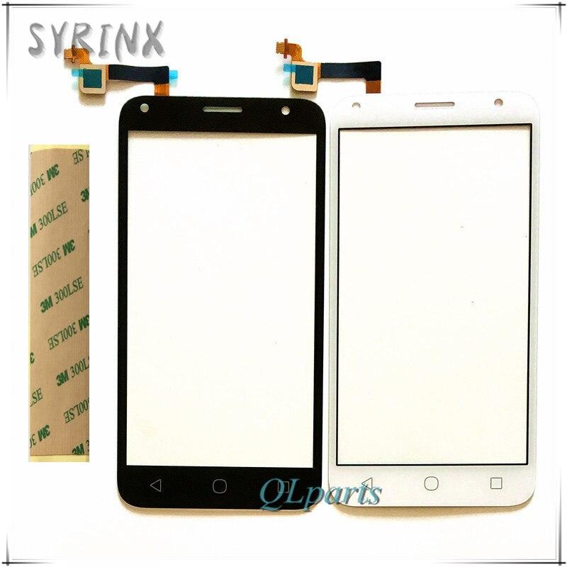 Syrinx Écran Tactile Digitizer Panneau En Verre Pour Alcatel One Touch PIXI 4 5.0 OT 5010 OT5010 5010D 5010E 5010G Capteur écran tactile