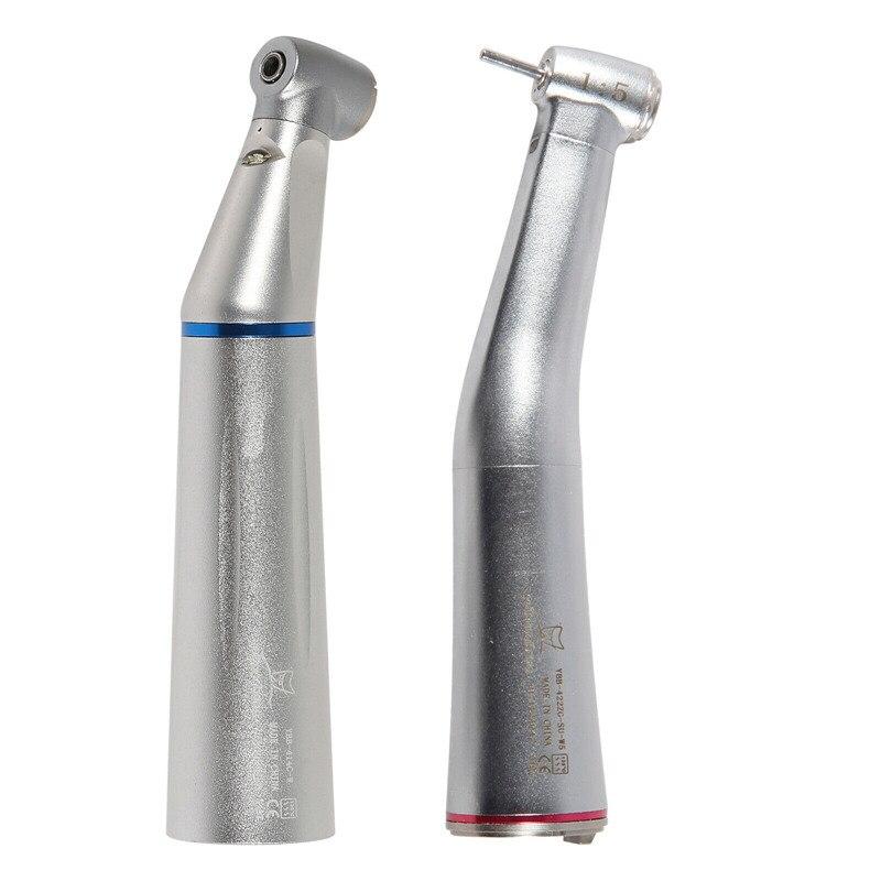 Dental 1:1/1:5 LED Fiber Optic Contra Angle Handpiece Inner Spray Fit KAVO NSKDental 1:1/1:5 LED Fiber Optic Contra Angle Handpiece Inner Spray Fit KAVO NSK