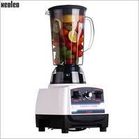 Xeoleo 2 5HP BPA Free Commercial Blender Mixer 2L Heavy Duty Blender 1900W High Power Food