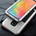 Heavy Duty Schutz Doom rüstung Metall Aluminium telefon Fall für Huawei Mate 20 Pro P30 Pro Stoßfest Staubdicht Abdeckung Mit glas-in Angepasste Hüllen aus Handys & Telekommunikation bei