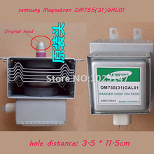 1 piece Microwave Oven Parts Microwave Oven Magnetron OM75S (31) GAL01 Refurbished Magnetron High Quality OM75S