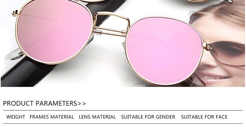 3862b7a160 HTB1wG81RVXXXXcFaXXXq6xXFXXX8 LeonLion 2018 Luxury Mirror Sunglasses Women Men  Brand Designer Glasses Lady Round Sun Glasses
