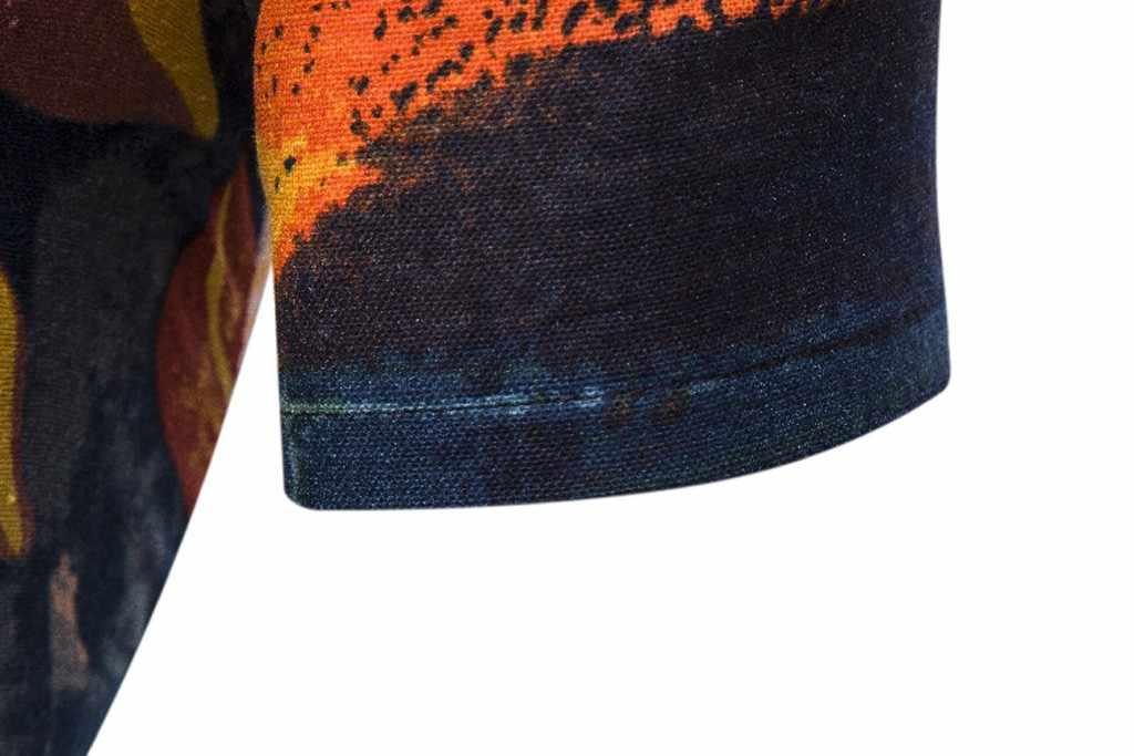 2019 Новинка Camisa Masculina мужские этнические с коротким рукавом хлопковые льняной с принтом Гавайские мужские рубашки высокого качества