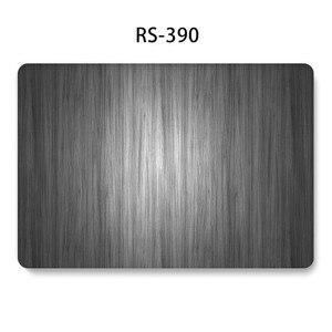 Image 3 - Mode Holz Gemalte Laptop Fall für MacBook Retina Pro Air 13 15 12 zoll Harte Stoßfest Fällen für A1990 A1706 a1398 PVC Abdeckung