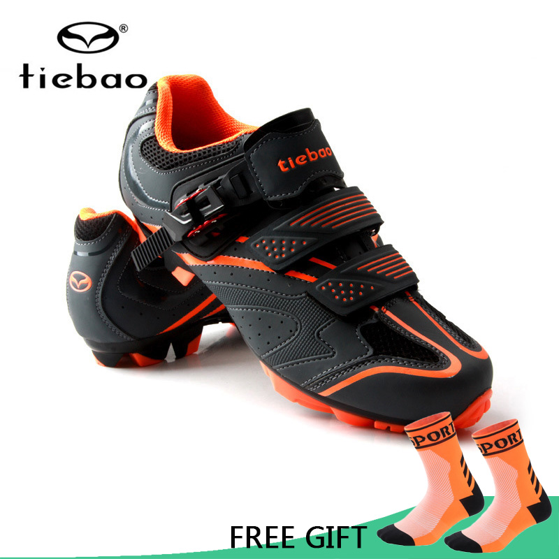 Tiebao Professional MTB Cycling Shoes Men Women Bike Self-Locking Shoes Breathable Bicycle Nylon-Fibreglass Sole Shoes tiebao professional men mtb mountain bike shoes bicycle cycling shoes self locking nylon fibreglass shoes zapatillas clismo page 8