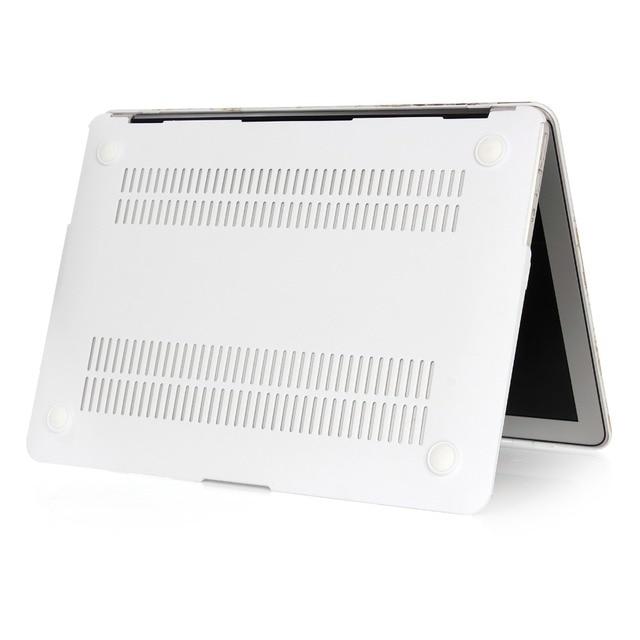 EGYAL Marble Matte Hard Case for MacBook 2