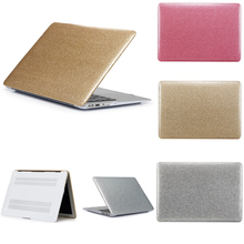 Shiny Surface Laptop Cover Case For Apple mac Air 11 13 Case Pro 13 Retina 12 13 15 touch bar Laptop Sleeve For macbook Pro Case цена и фото