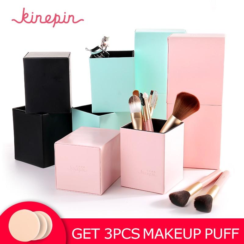 ⊱Kinepin cosmética Cepillos magnética maquillaje Cepillos pluma ...