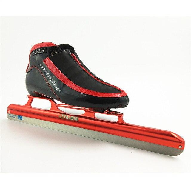 Champion Longue vitesse glace glace piste de de en patin ligne nU0qqOfag