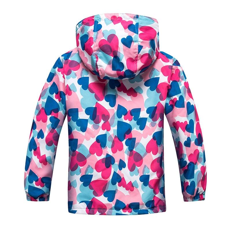 2019 New Spring Autumn Children Polar Fleece Jacket Boys Girls Coats Sport Casual Kids Jackets Double deck Waterproof Jackets in Jackets Coats from Mother Kids