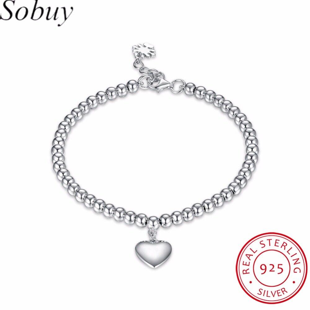 925 стерлингового серебра четырехлистного клевера в форме S925 браслет-цепочка женщины циркон браслет с инкрустацией невесты свадебные украш...