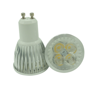10pcs Super Bright 9W 12W 15 W GU10 LED bulb lamp 220 V Dimmable Led Spotlight Warm White/ Cool White GU10 LED lamp Lampara