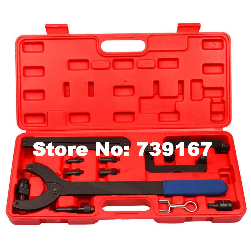 Car Engine Timing Camshaft Locking Remover Tool For Volkswagen Audi A6 Q5 2.0/2.8/3.0T V6 FSI Auto Repair Garage Tools ST0215 цена