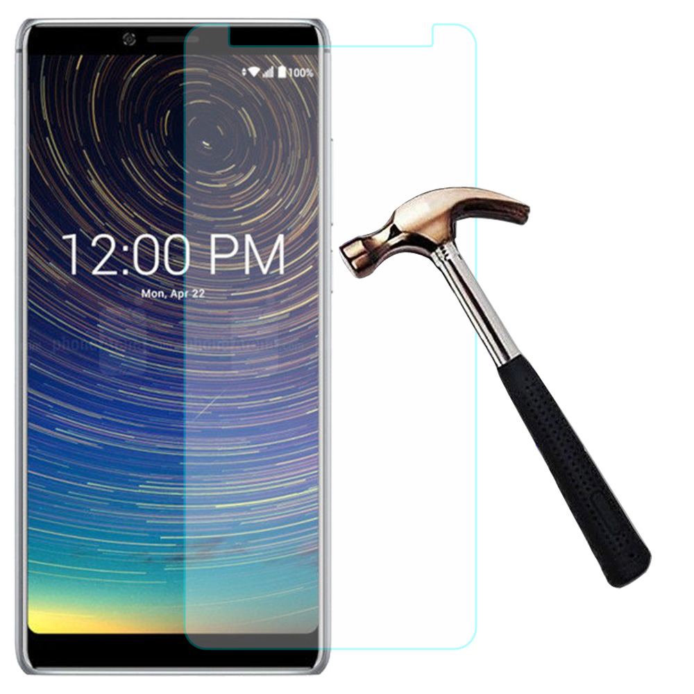 For CoolPad Legacy 2pcs lot Tempered Glass Screen Protector Explosion proof Anti Scratch Front Films For CoolPad Legacy in Phone Screen Protectors from Cellphones Telecommunications