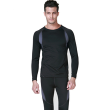 Thermal Underwear Suit Men And Women Hot Dry Technology Elastic Long Johns Warm Underwears