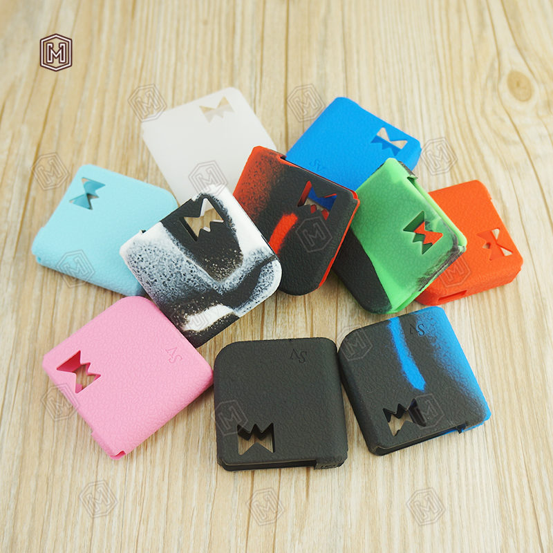 US $127 83 6% OFF|Microsmoke 50pcs silicone cas for Mi Pod by Smoking Vapor  Pods Vape Dustproof and portable Wrap skin cover sticker rubber box-in