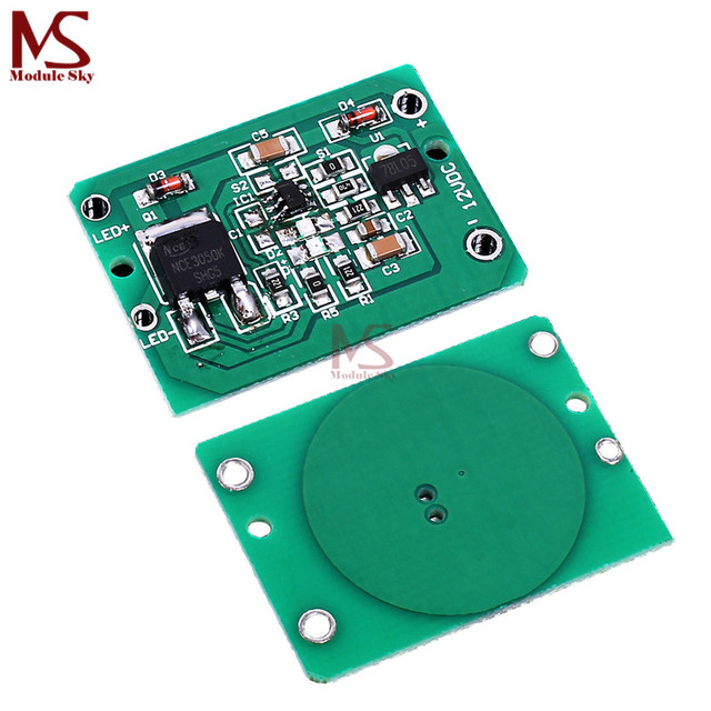 12v capacitive touch switch sensor module push button touching key12v capacitive touch switch sensor module push button touching key module jog latch with relay dc 6 20v 3a