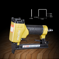 Quality meite Pneumatic Nailer Gun Air Stapler Nail Gun Tools 1010F