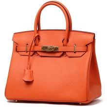 bc2339646f GODNEFEER Female First layer cowhid Totes Women Shoulder bag Leather  Messenger Bags fashion Satchel bag Handbags