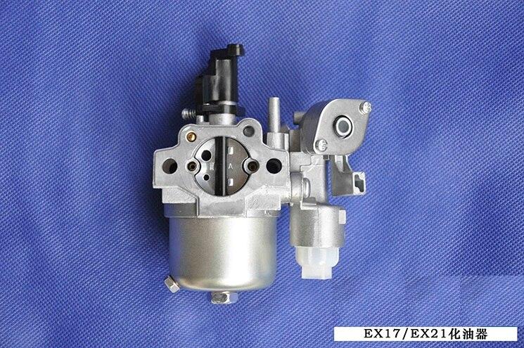 Free Shipping EX17 EX21 6hp 7hp MI KU NI carburetor carbureter carburetter стоимость