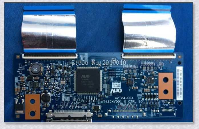 Gratis verzending 42T24-C04 T420HVD01.0 CTRL BD t-con originele onderdelen