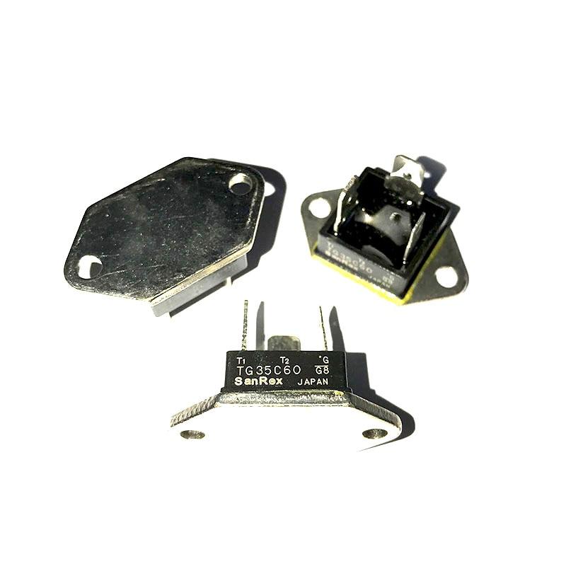 10pcs/Lot triac TURN original authentic 35A 600V TG35C60