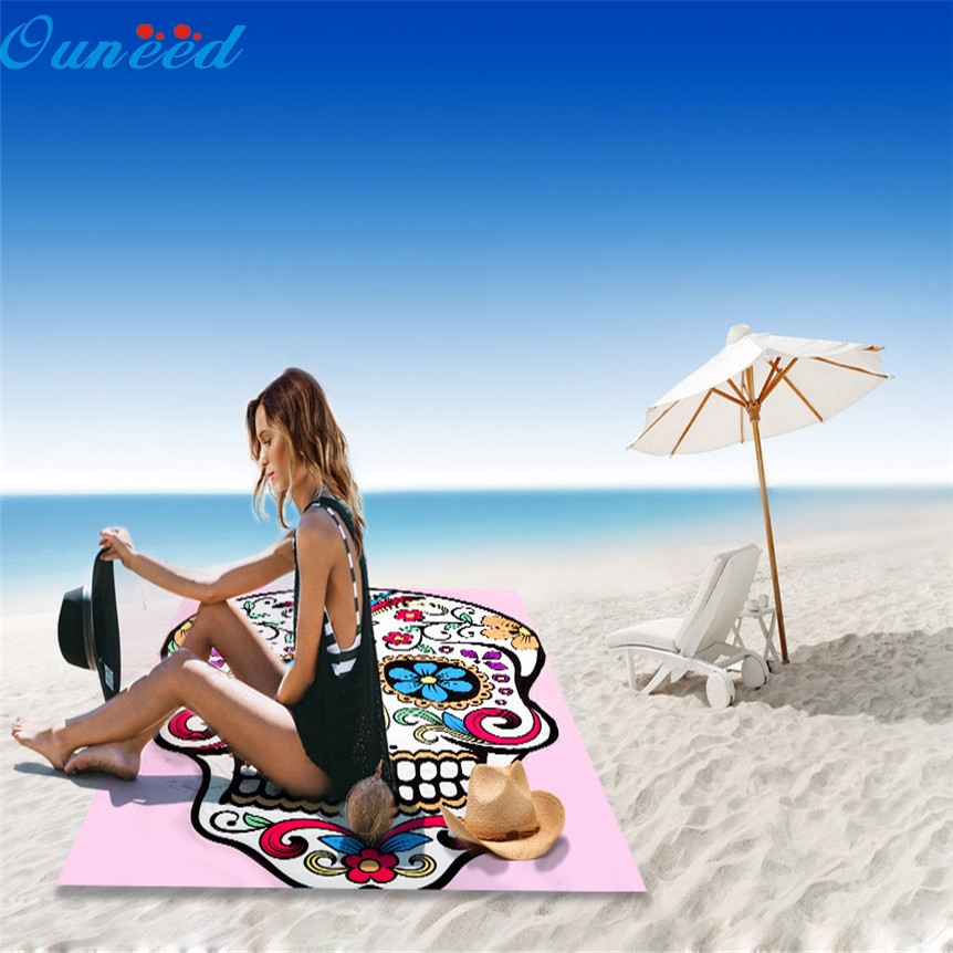 Cycle Zone Lovely Pets Skull Bone Wall Hanging Tapestry Wall Bedspread Beach Towel Mat Blanket Table mar29