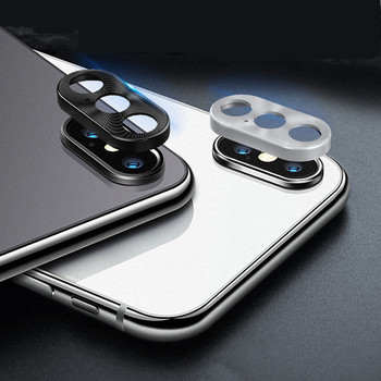 For iPhone X XR Rear Camera Lens full Protective Ring Cover Protective For iPhone XS Max 11 Pro Case Mobile Phone accessories 1