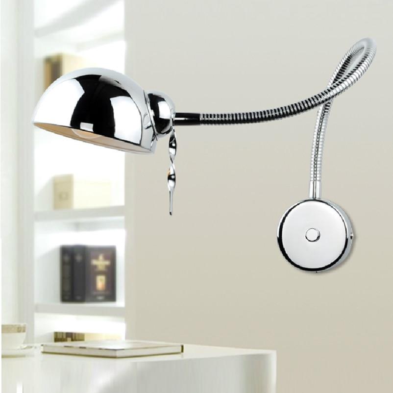 aliexpress.com : spiegel led wandleuchte mit schalter moderne ... - Wandleuchten Für Schlafzimmer