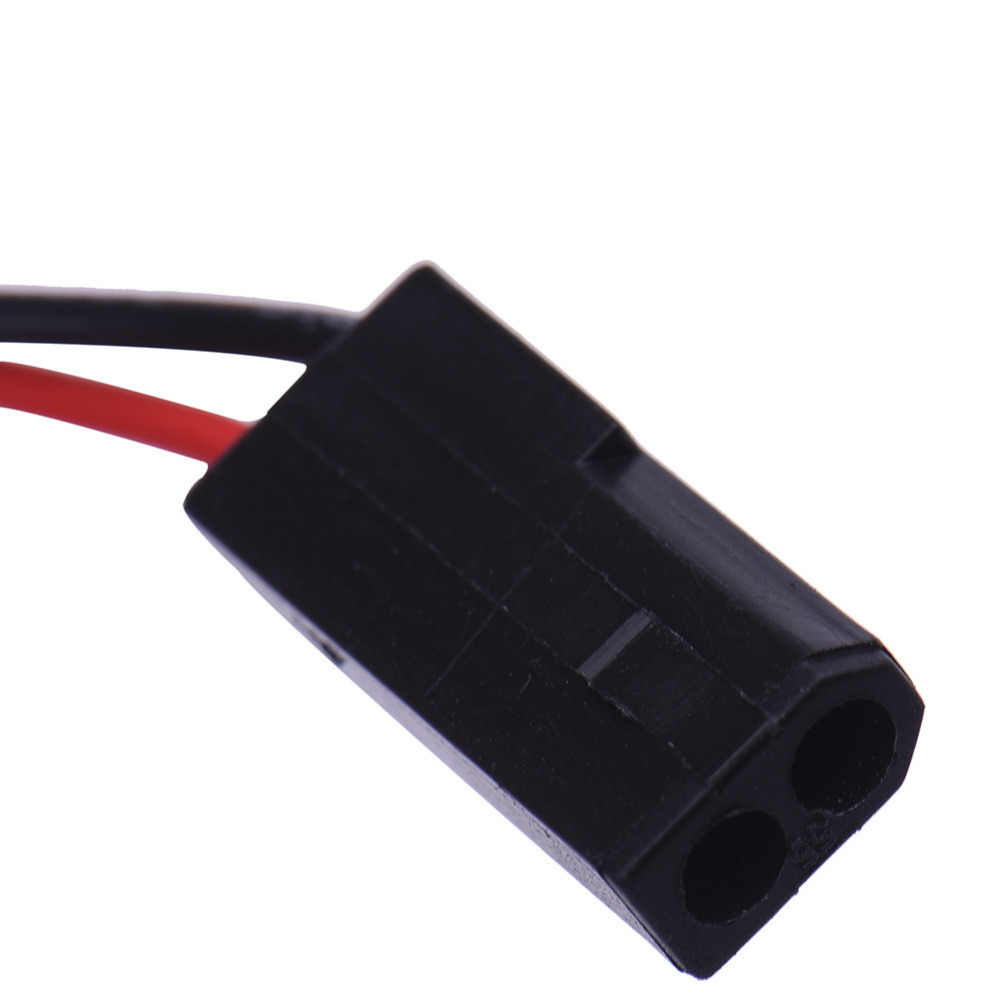 hight resolution of  1pc universal car xenon hid wire assembly h4 9003 relay harness extension wiring kit socket plug