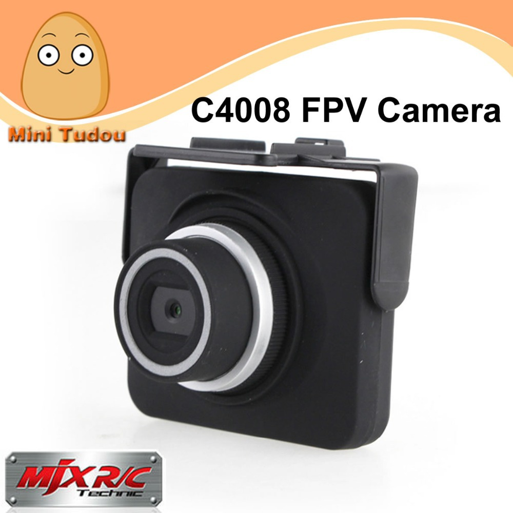 ФОТО Minitudou RC Helicopter MJX X600 Spare Sparts Wifi 0.3MP FPV Camera C4008 Suitable For X101 X101 X102 X103 X104 A1 A2 A3 A4