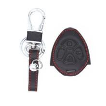 WFMJ Genuine Leather assesories Key Chain Cover Case For Toyota 4Runner Corolla Matrix RAV4 Venza Yaris Vibe Scion iQ tC xB xD все цены