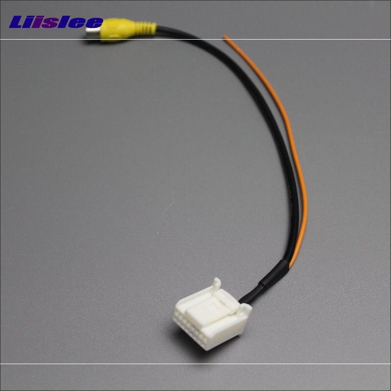 imágenes para AD RCA Adaptador de Cable de Alambre del coche Para Hyundai Elantra/Avante 2015 2016 2017 Cámara de Visión Trasera/Original del Interruptor de Entrada