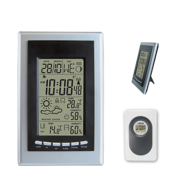 DYKIE Healthy Lifestyle Home Decoration RF433 Digital Wireless ...