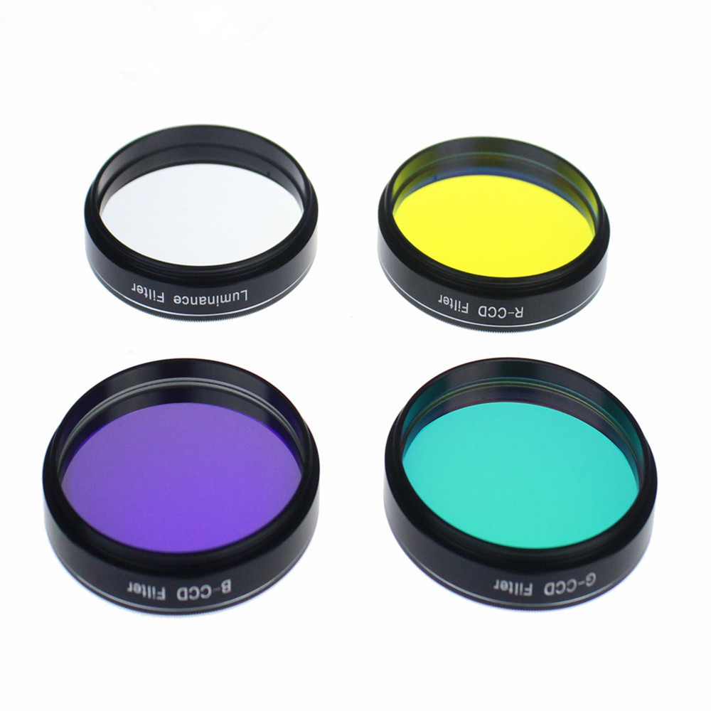 2 Inch LRGB Filter glass -nebula filters filtro telescopio astronomic Astronomical Telescope oculares Premeier блендер centek ct 1324