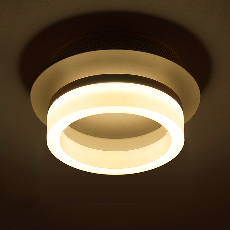 Modern ceiling LED Nordic new creative modern minimalist home balcony Ceiling Lights entrance hall aisle corridor ceiling lamps ceiling lights modern minimalist style iron round led living room ceiling lamp bedroom entrance hall balcony corridor lighting
