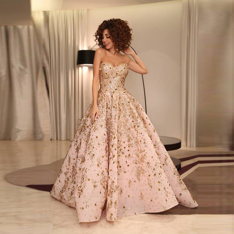 Luxury Shiny Crystal Beading Long The Wedding Dress Sweetheart Off The Shoulder Bridesmaid Dresses Vestidos De Formaturaatura