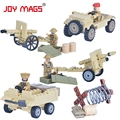 JOY MAGS Battle of El Alamein Counter-offensive British 8th Army in North Africa Building Set