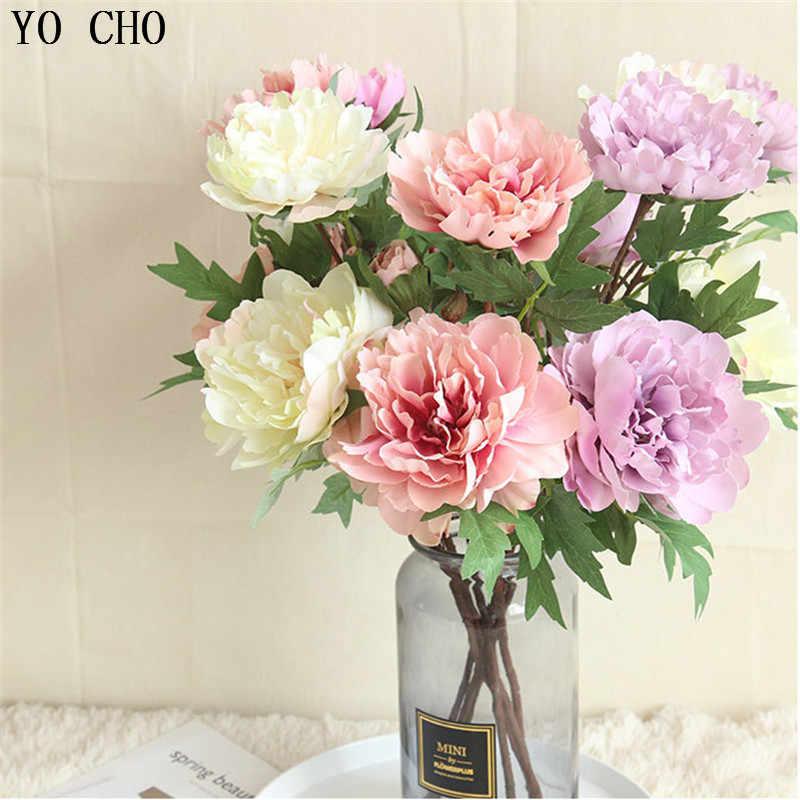 Decoration Interieure 50pcs Tiges De Fleurs De Rose Artificielles Faux Pour Bouquet Fait Main Diy Deco Maison Forumsec Org