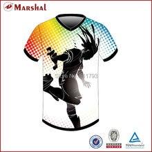 2015 Free Shipping  Sublimation Football Clothing Customied