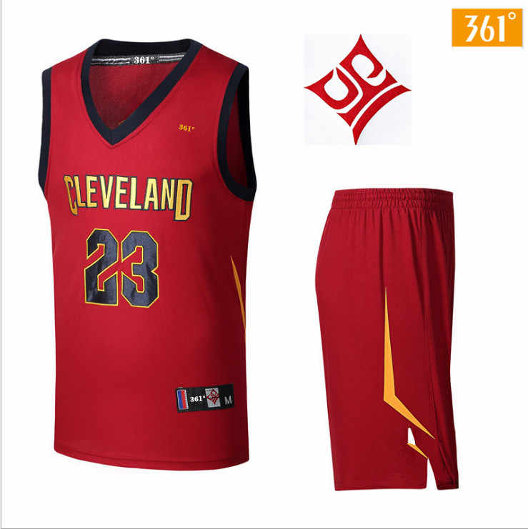 0b7525276d7 361 degree basketball sweatshirt men summer 2018 new breathable basketball  sweatshirt shorts two-piece free