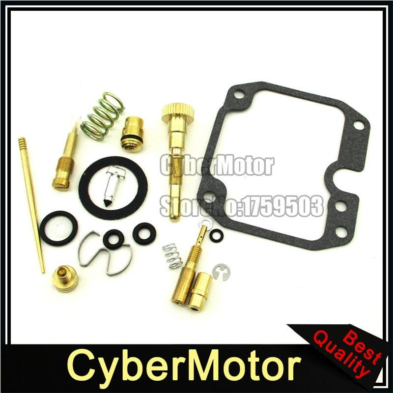 Carburetor Carb Rebuild Repair Kit For Yamaha Moto Timberwolf YFB250U 1992 1993 1994 1995 1996 1997 1998 4 Wheeler ATV Quad