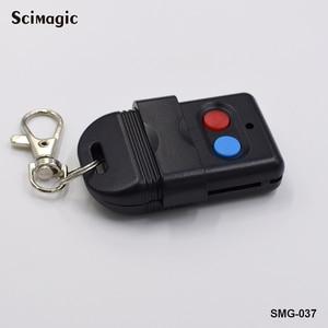 Image 3 - 330mhz SMC5326 8 dipスイッチリモコンゲートオープナーリモートコントロールガレージ