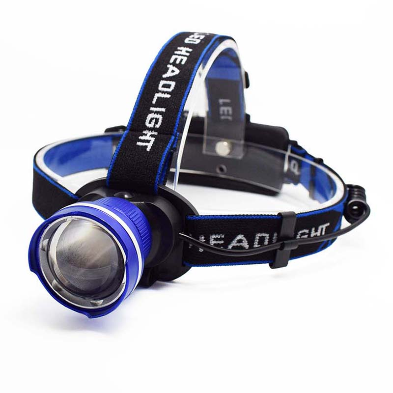 Brand New Head light Head lamp XM-L T6 led 1500LM Rechargeable Headlamps Headlights Lamp For Hunting flashlights on the head