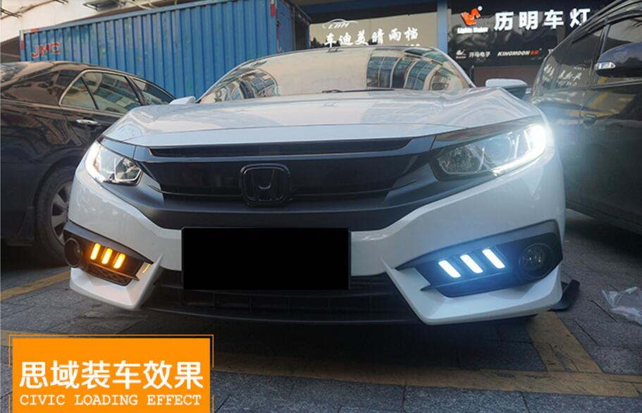 car-styling,car daytime light,Free ship!LED,car fog light,cr-z,xrv,vezel,insight,car headlight;car styling;chrome,car-covers
