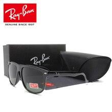 Original RayBan RB4147 Sunglasses Woman Vintage Retro Flat T