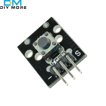 Новый KY-004 ключ модуль коммутатора для Arduino AVR PIC UNO MEGA2560 макет